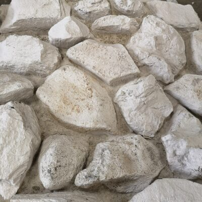Fake Rocks made of Polyurethane