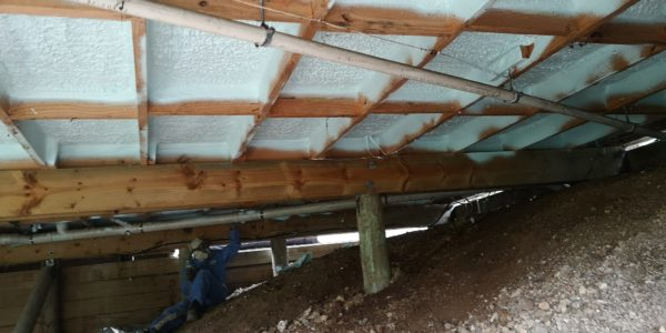 Residential Underfloor Insulation