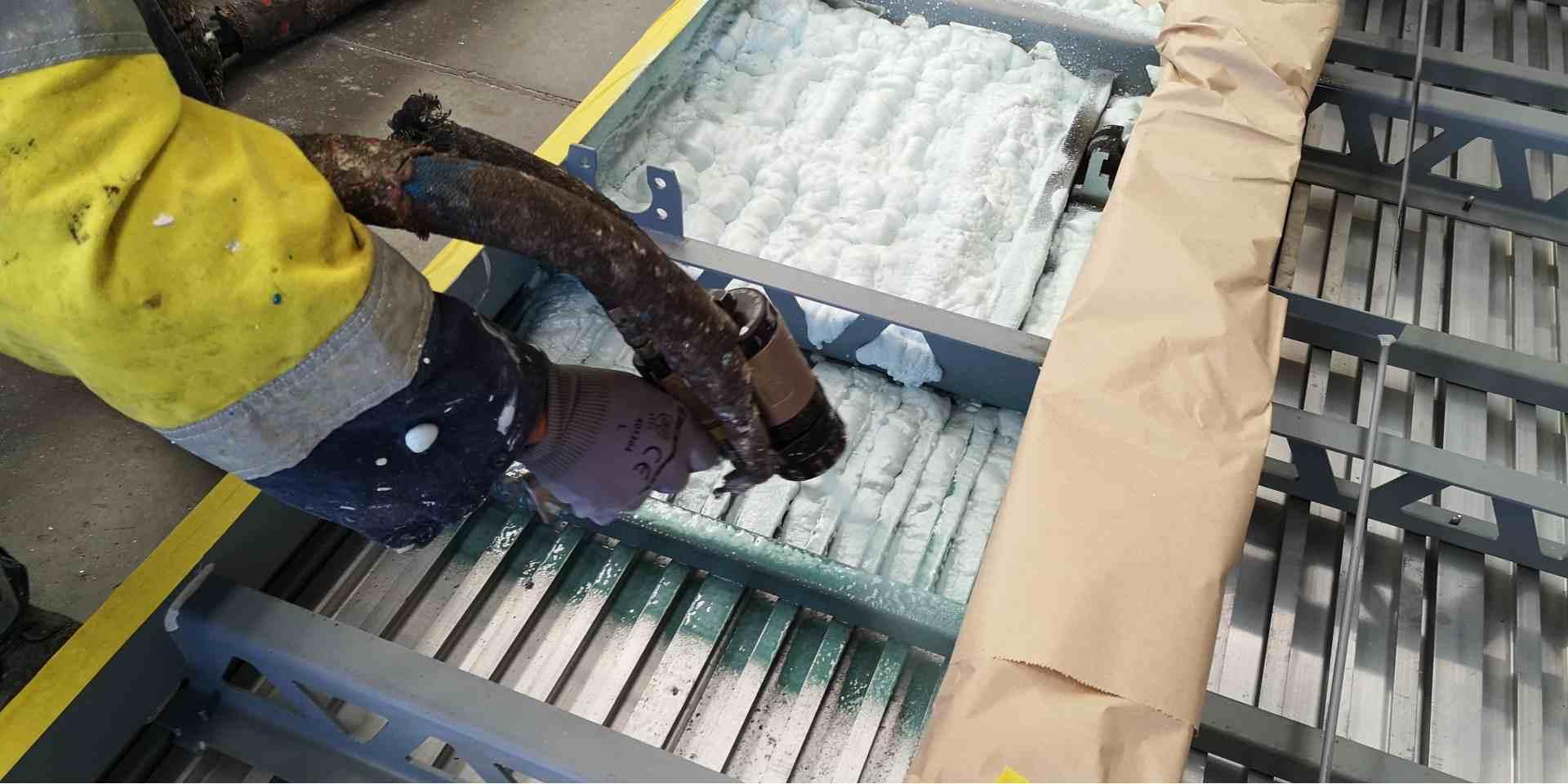 Refrigerated Truck Insulation